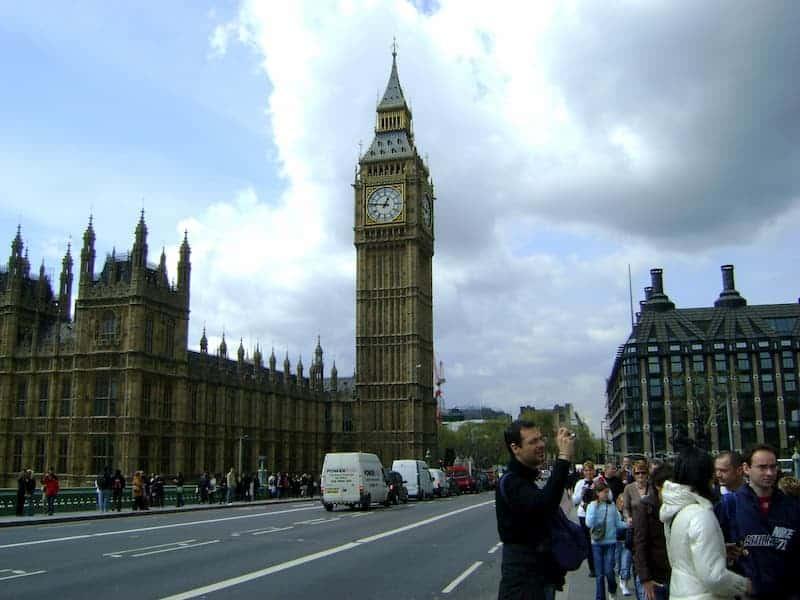 Cung Điện Westminster