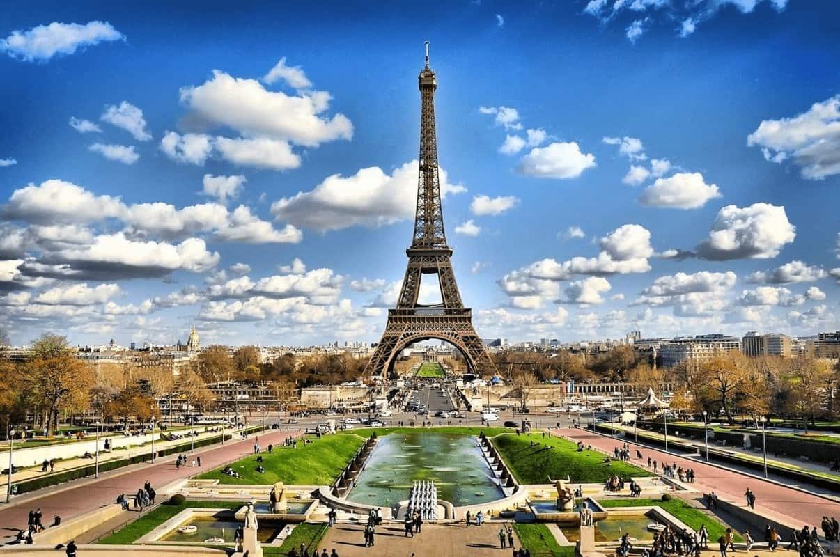 đến paris nên đi đâu