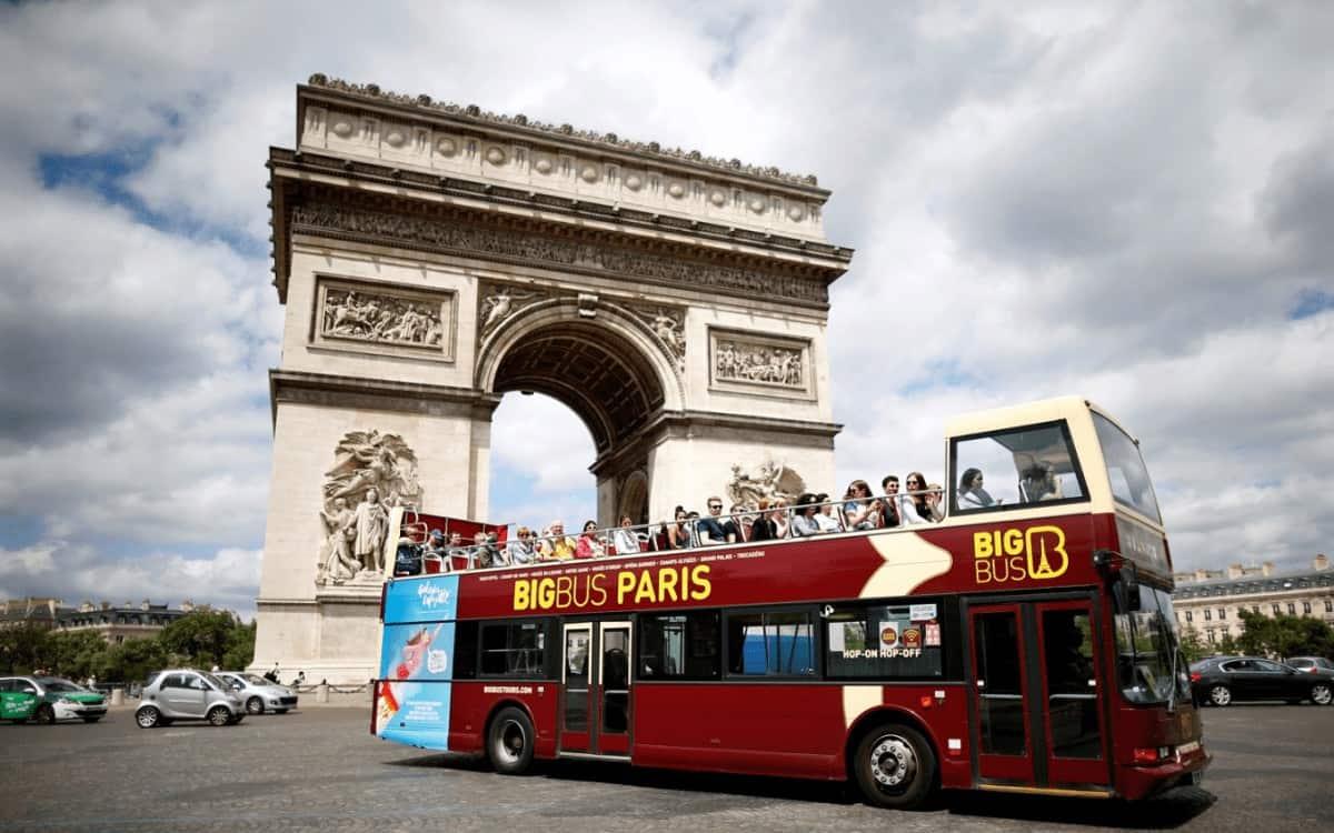 Đi lại tại Paris