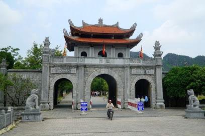 các địa điểm du lịch đẹp ở Ninh Bình