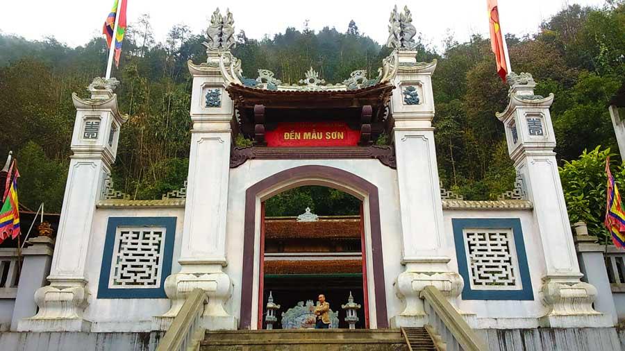 Đền Mẫu Sơn