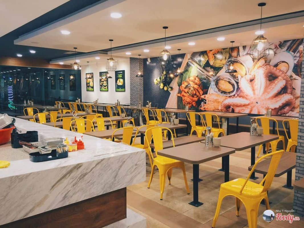 Nhà hàng lẩu Thái Food House Đà Nẵng