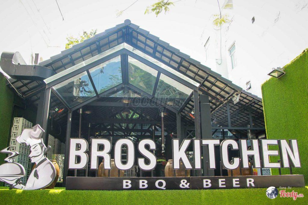 Bros Kitchen BBQ & Beer