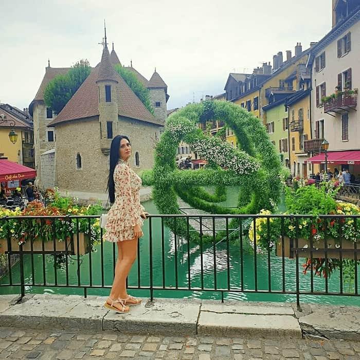 du lịch Annecy
