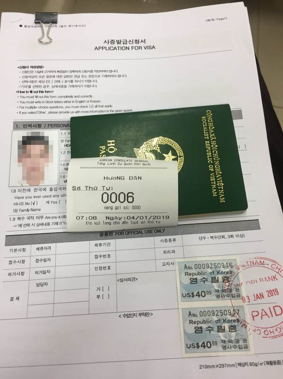 du lịch hàn quốc có cần xin visa không