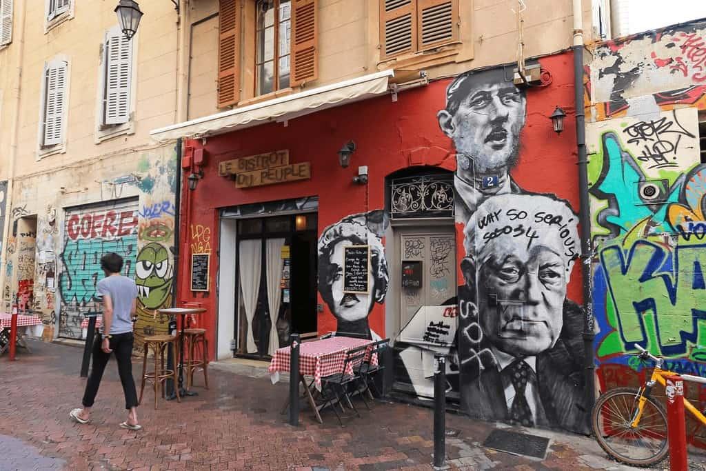 Marseille Pháp