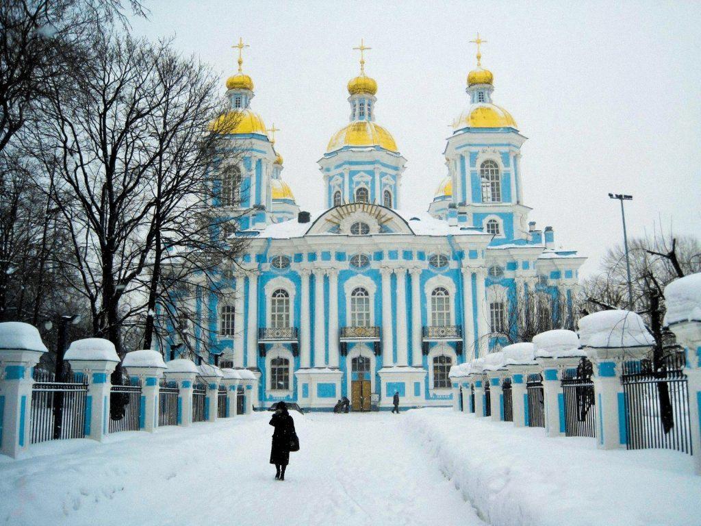 du lịch Nga mùa đông