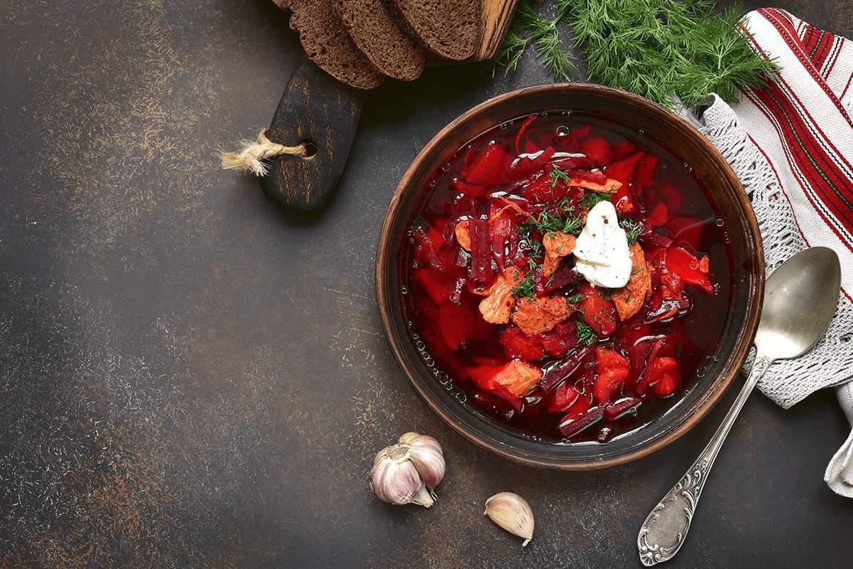 Những món ăn đậm hương vị truyền thống