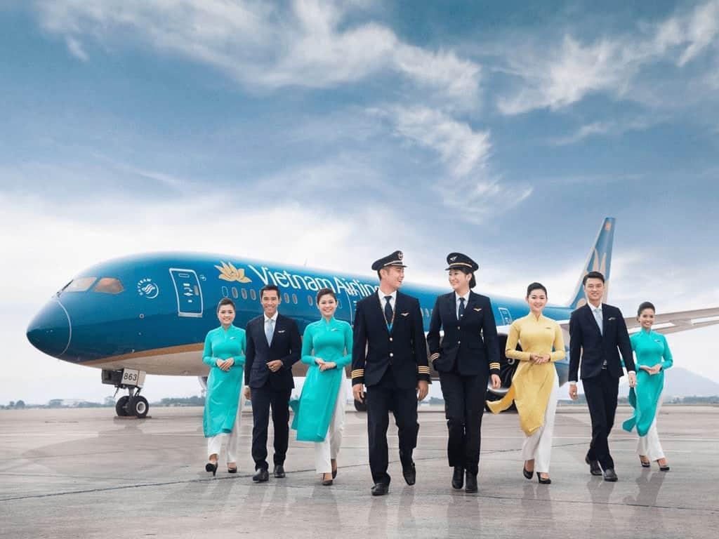 Vietnam Airline có những đường bay thẳng đến Nga