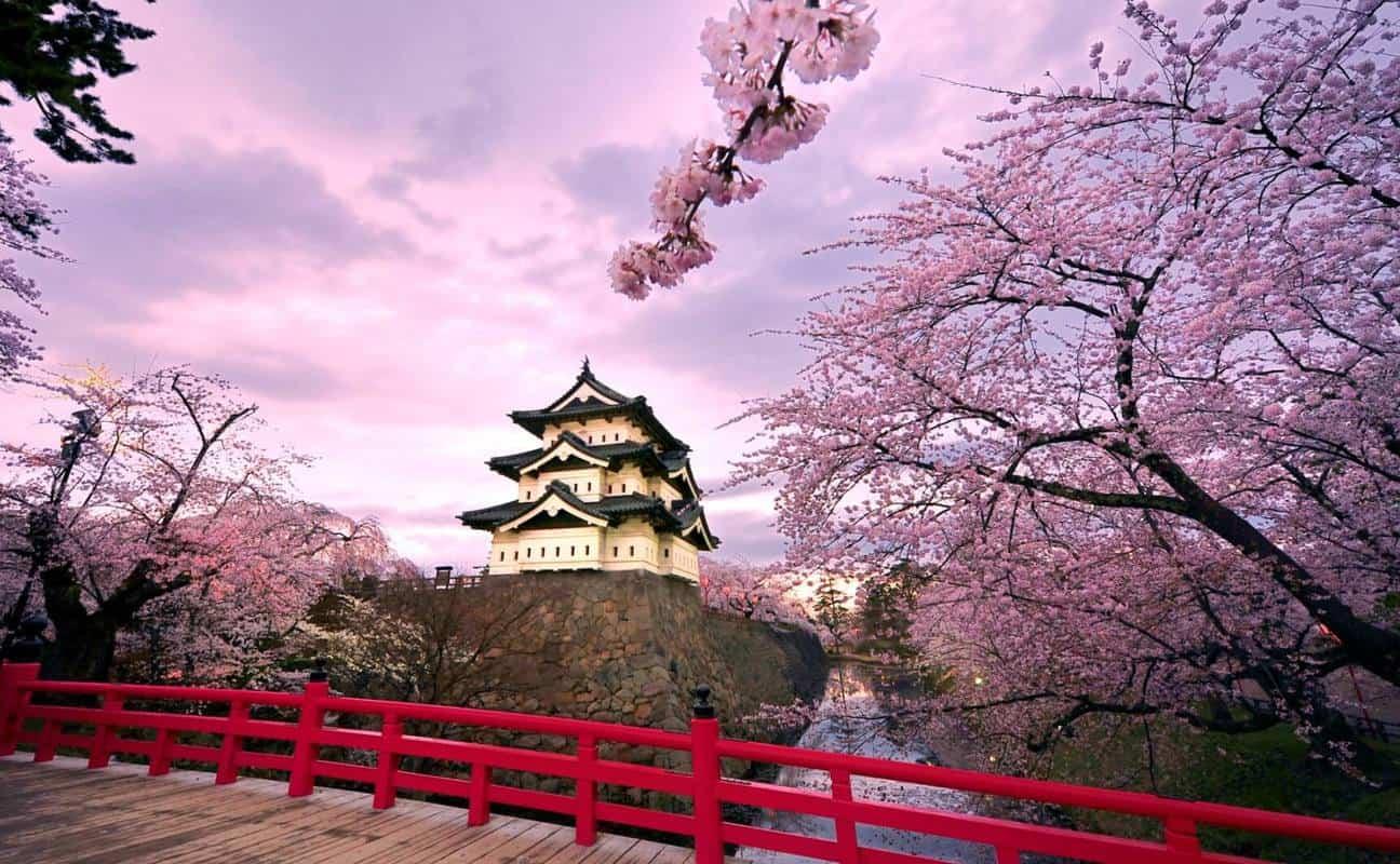 Du lịch Nhật Bản tháng 2