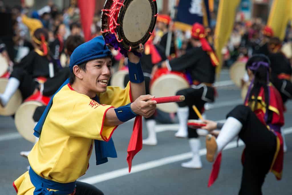 Du lịch Nhật Bản vào tháng 7