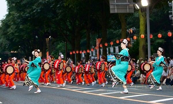 Lễ hội mùa hè Sapporo