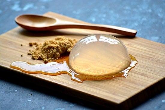 Bánh Mochi giọt nước