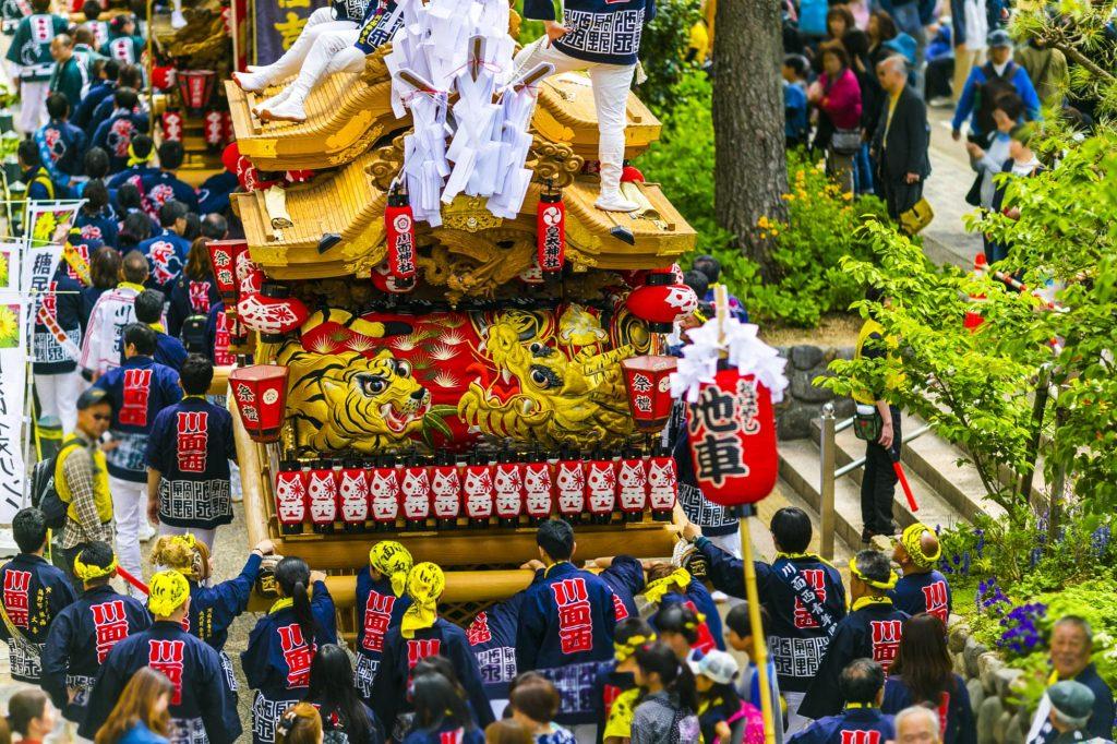 Lễ hội Kishiwada Danjiri Matsuri