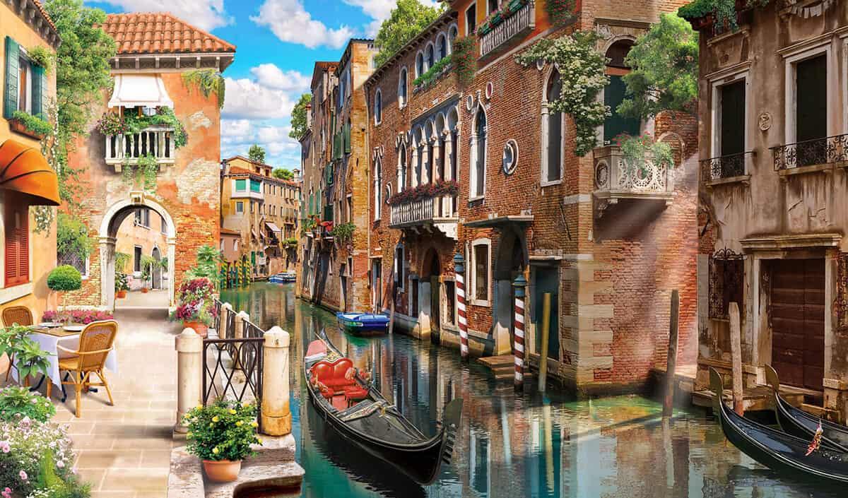Du lịch Pháp Ý tự túc