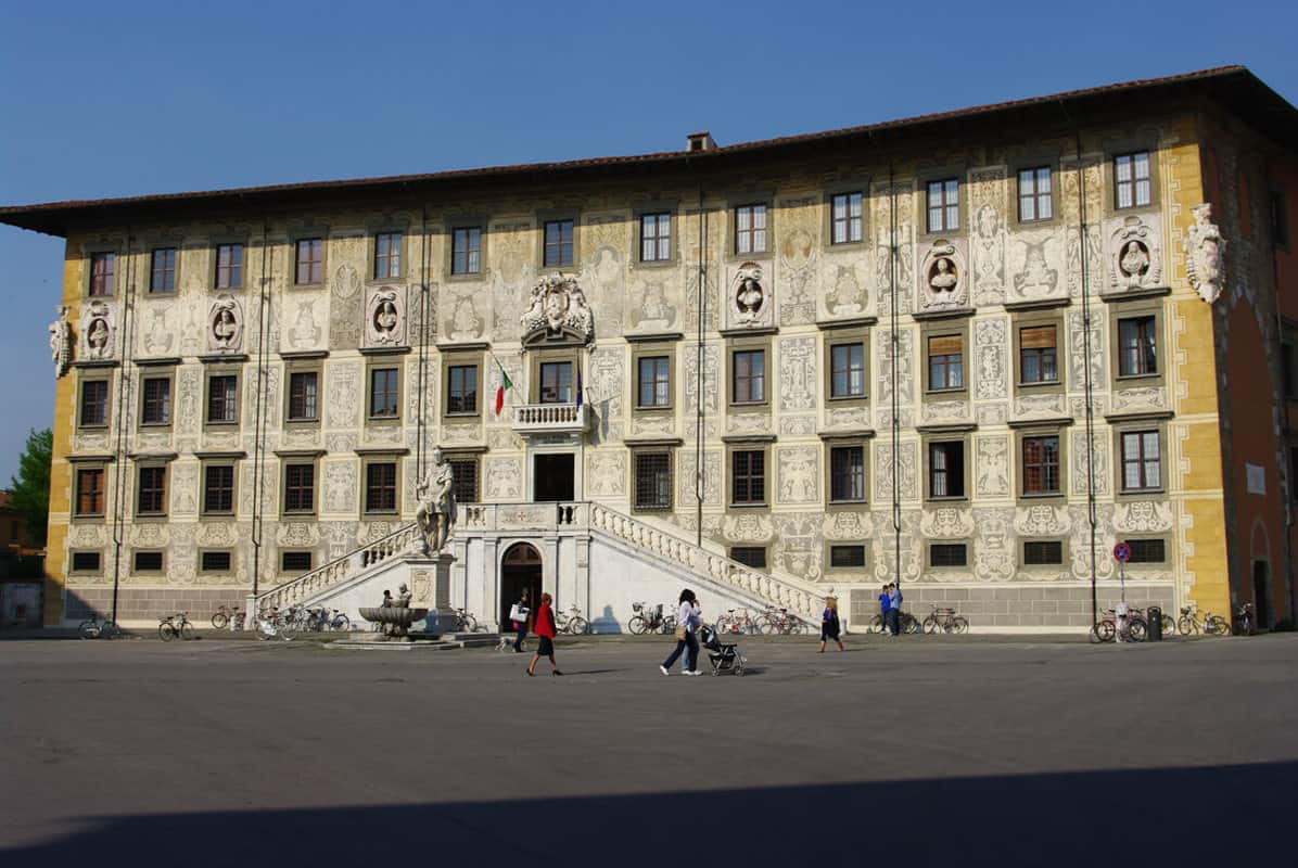 Du Lịch Pisa Ý