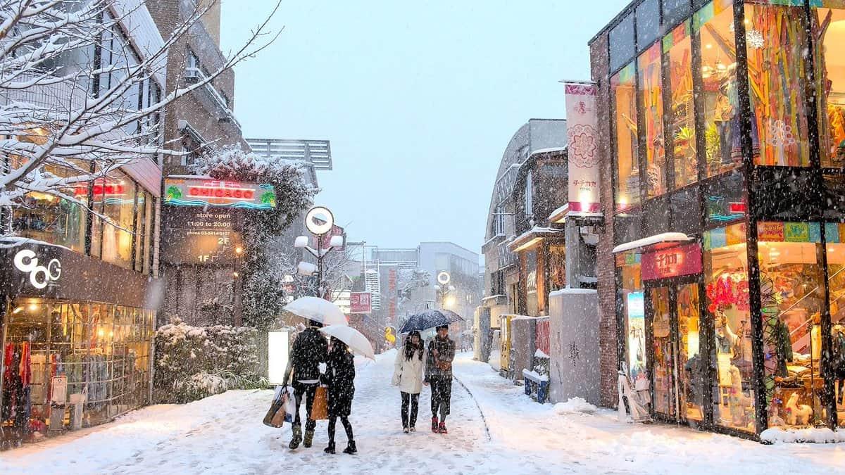 Du lịch Tokyo giá bao nhiêu tiền