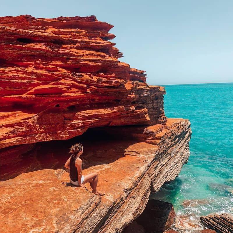 Du lịch Úc mùa hè