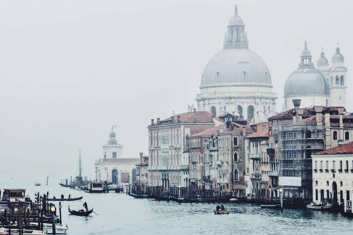 du lịch Venice Ý