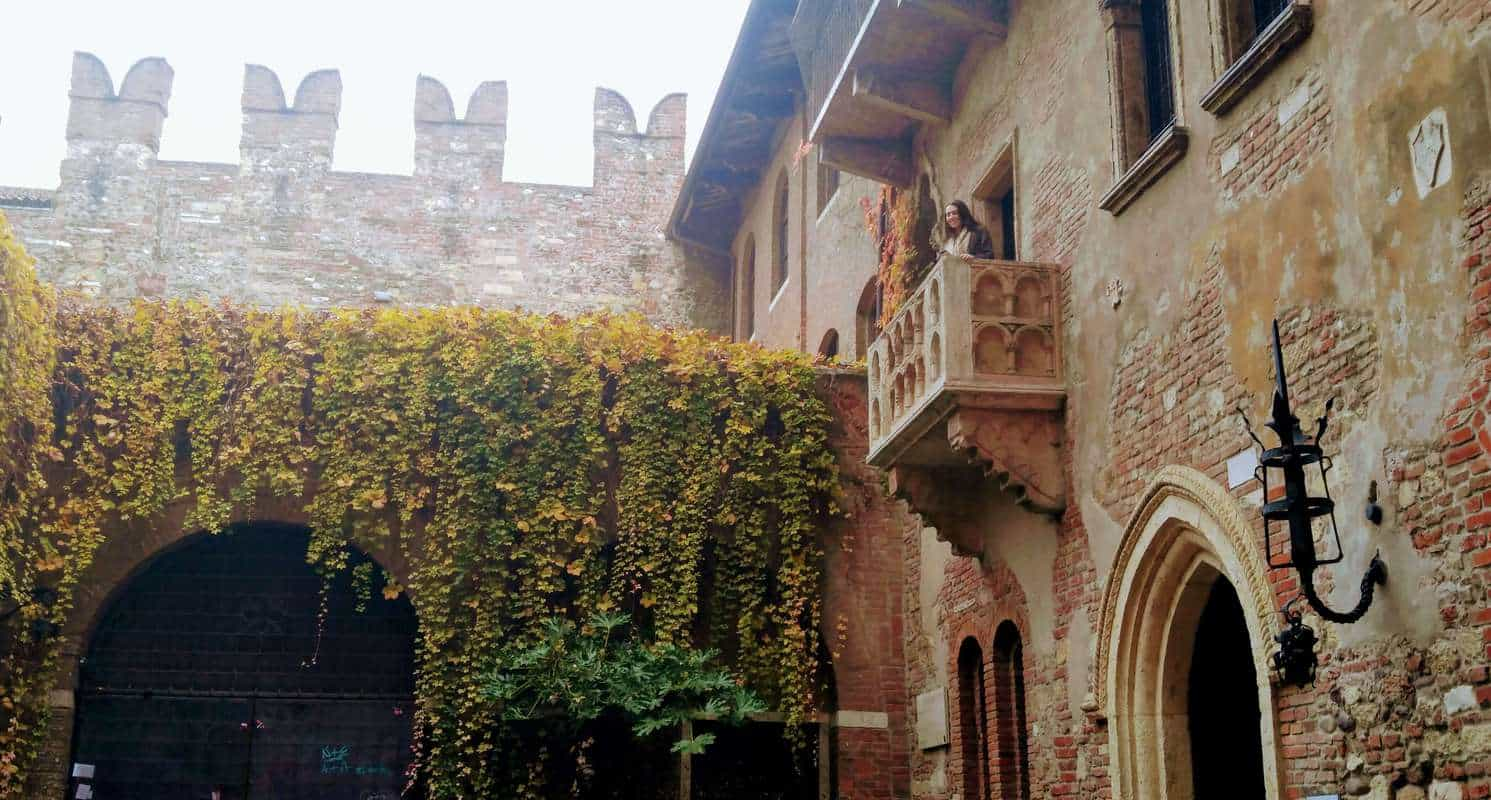 du lịch Verona ở Italy