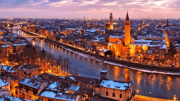 Du Lịch Verona Italy