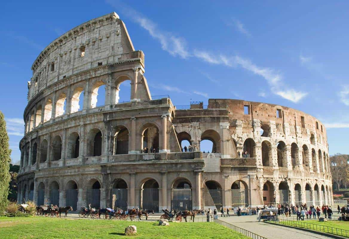 Du lịch ở Ý