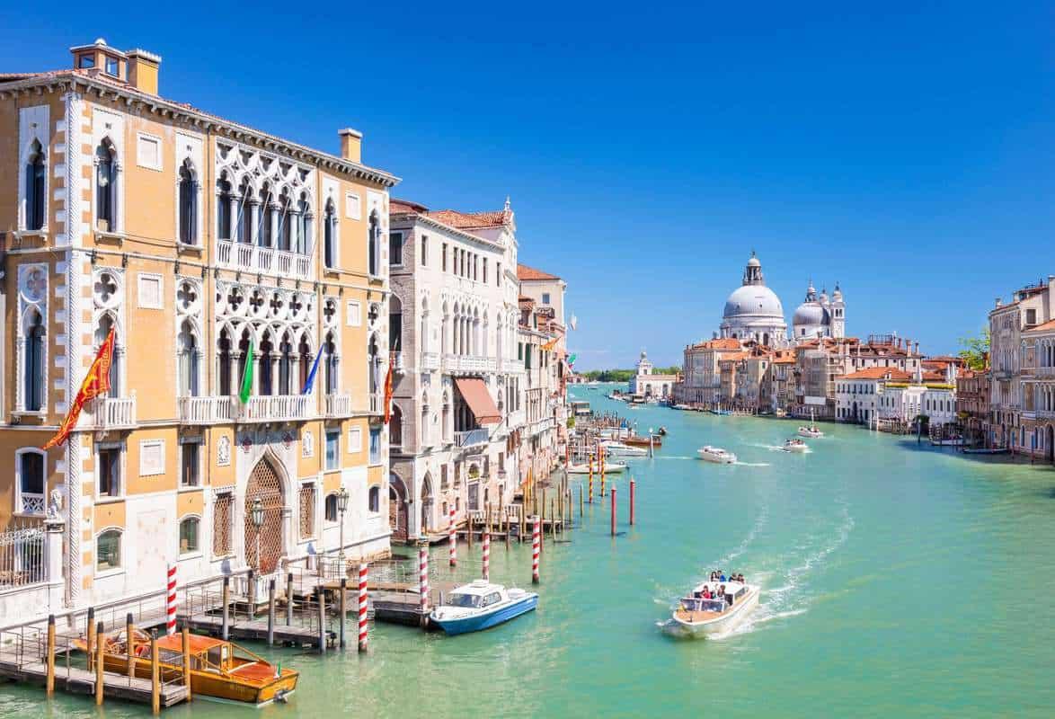 Du lịch nước Ý đi đâu đẹp