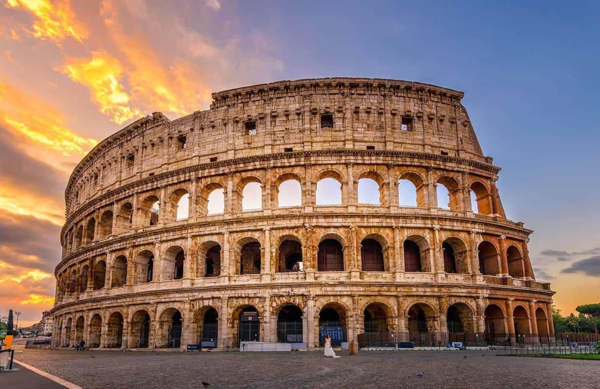 du lịch Ý tháng 10