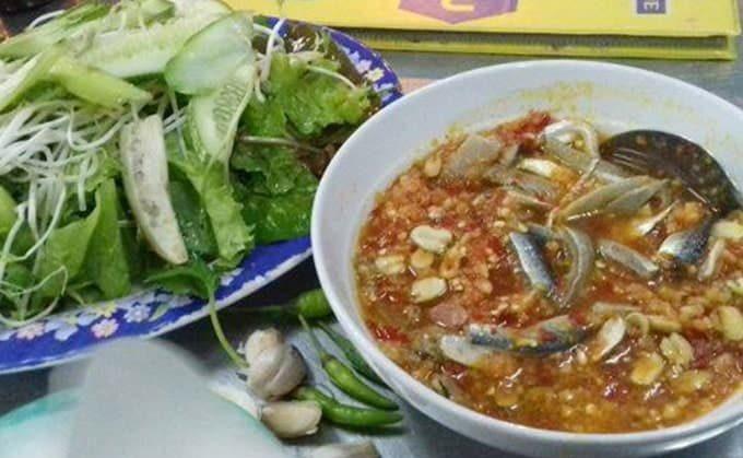 Gỏi cá Thanh Vân Đà Nẵng