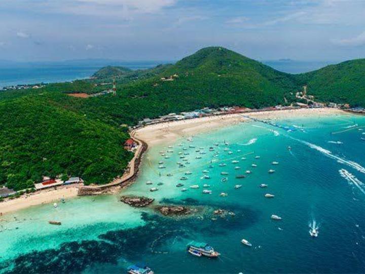 Tour Du Lịch: Bangkok – Pattaya – Đảo Coral 5N4Đ Bay Thai Air Asia