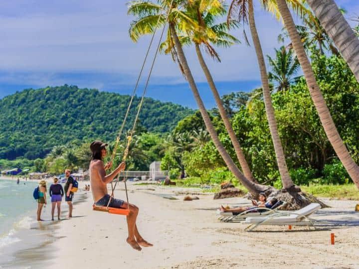 Tour Phú Quốc 4N3Đ: Bãi Sao – Hộ Quốc – Vinpearland Bay VNA