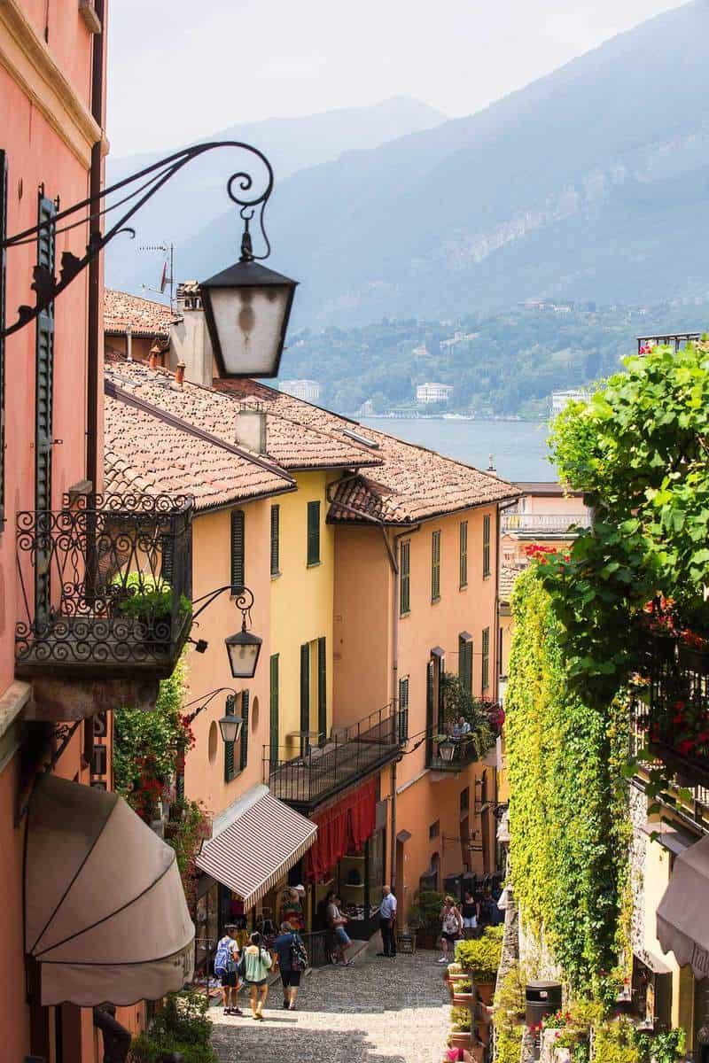 Du lịch hồ Como