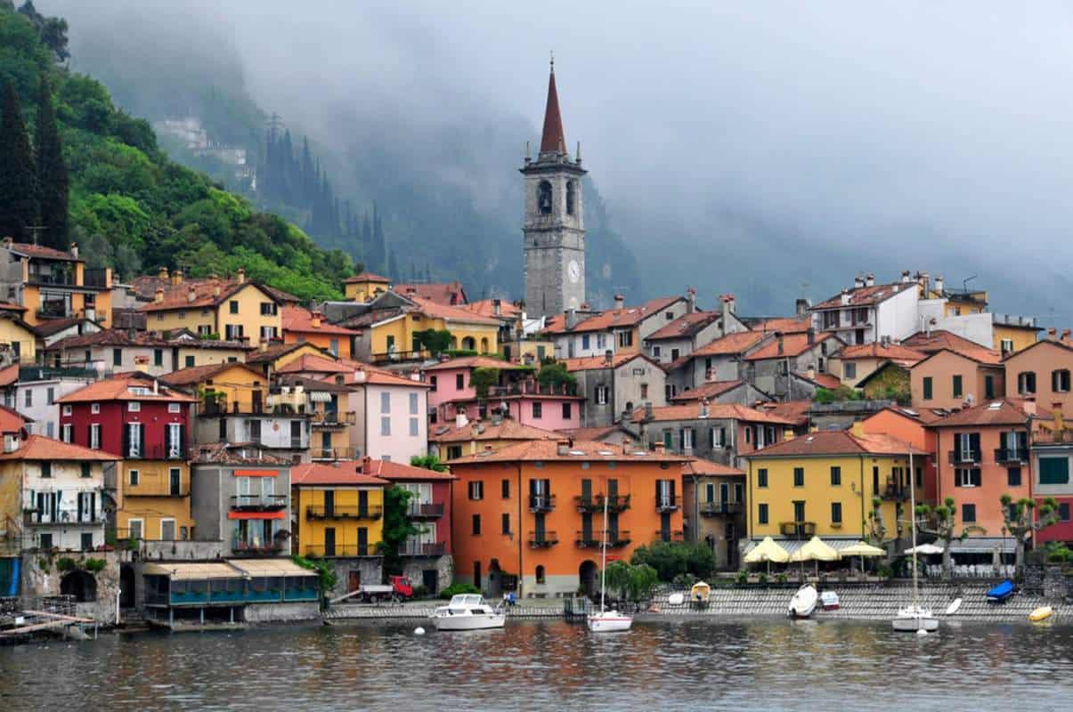 Hồ Como Italy