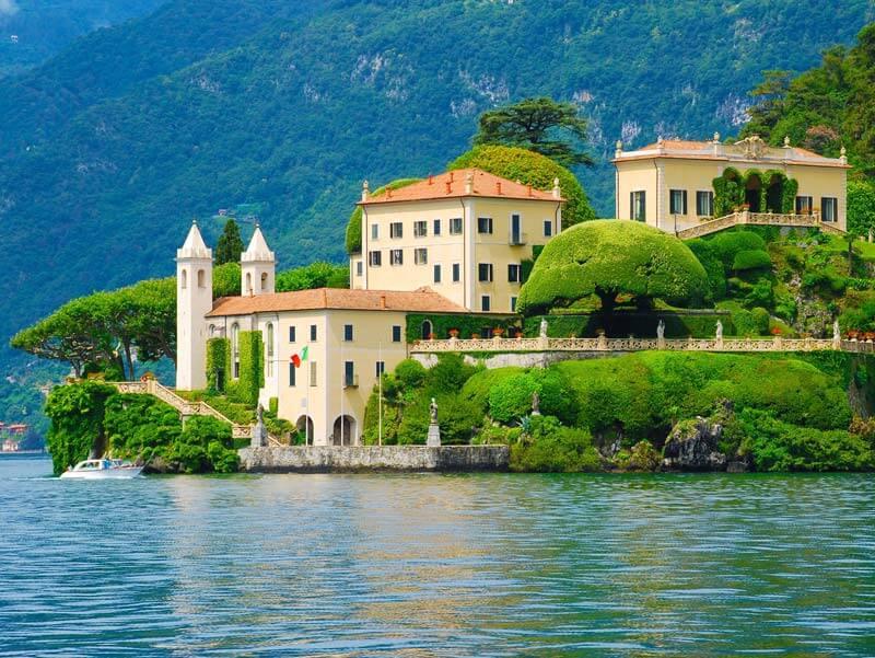 Hồ Como ở Ý