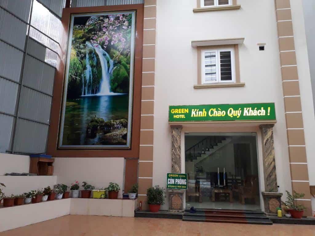 khách sạn Green Mộc Châu