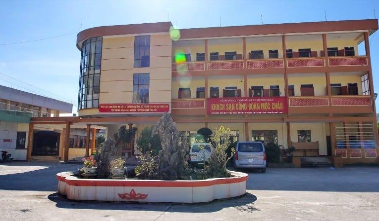 Khách sạn đẹp ở Mộc Châu