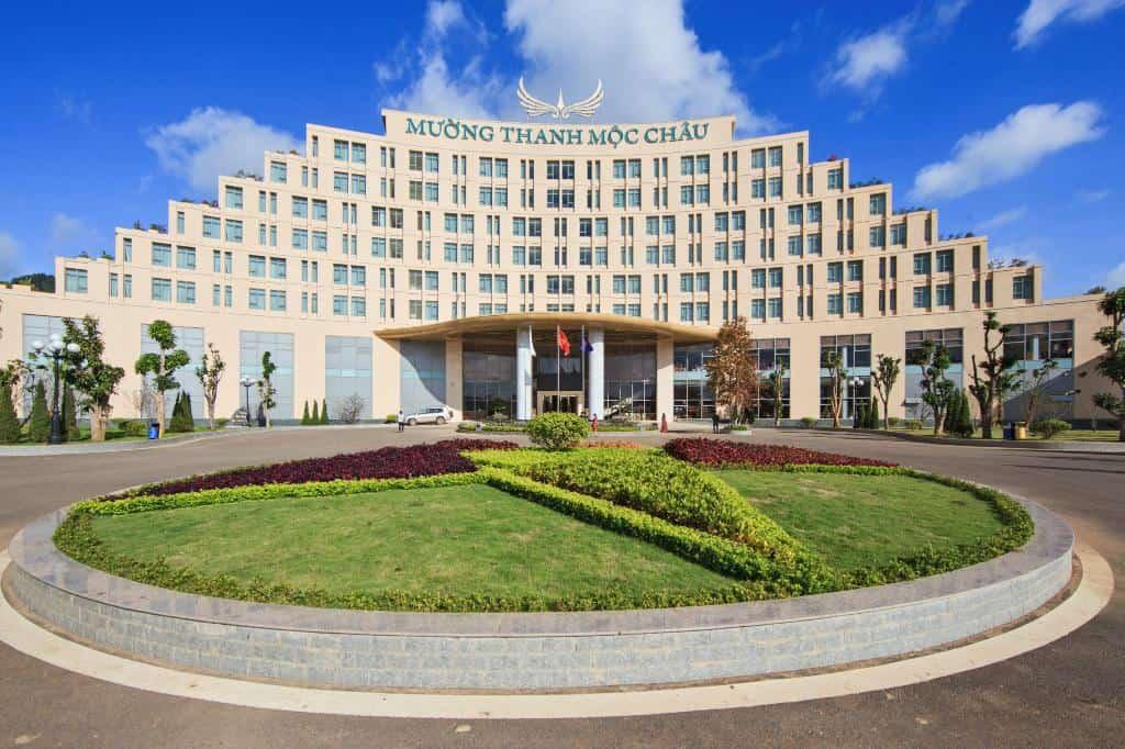 khách sạn ở Mộc Châu