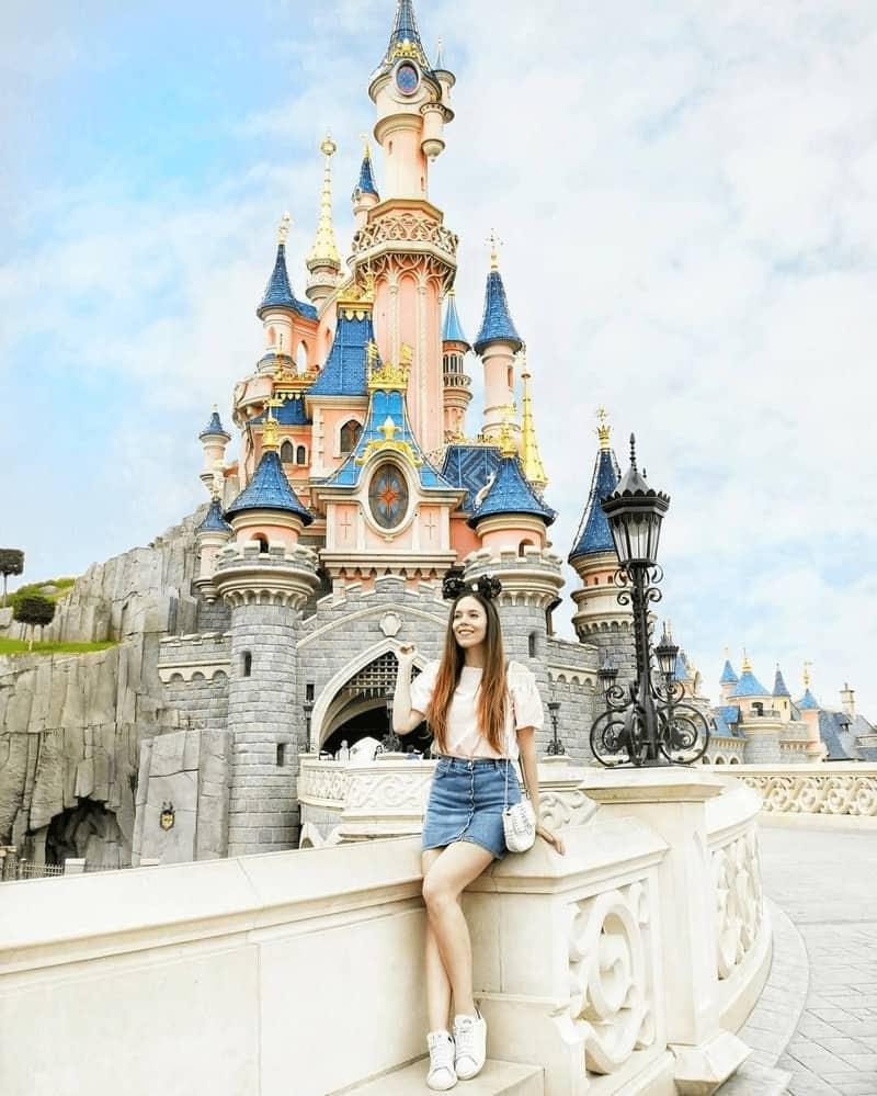 Kinh nghiệm đi Disneyland Paris