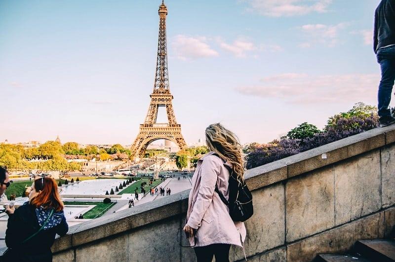 kinh nghiệm du lịch bụi paris