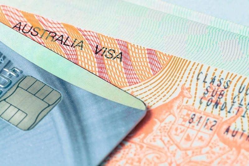 kinh nghiệm xin visa tự túc online