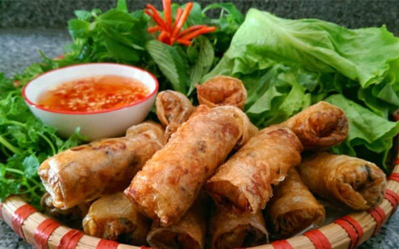 Một món ăn vặt ngon Đà Nẵng