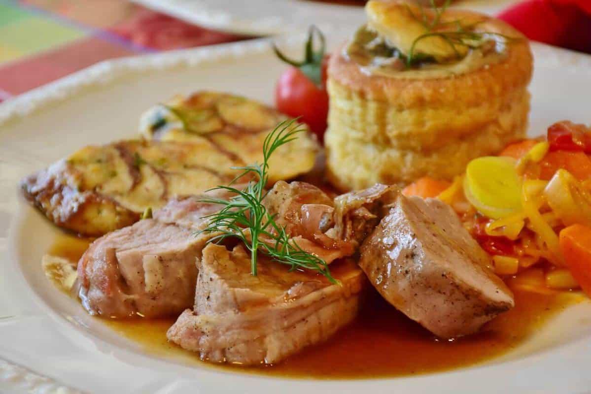Món Ăn Nổi Tiếng Của Ý