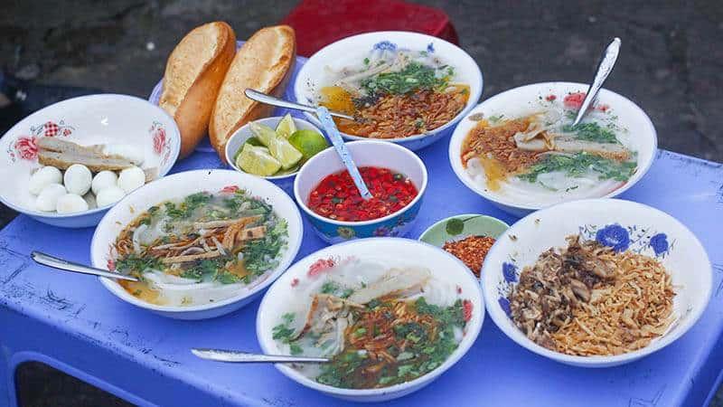 Những món ăn ngon Đà Nẵng
