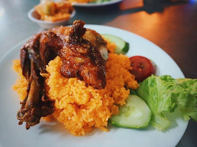 Món ăn ngon Đà Nẵng buổi tối