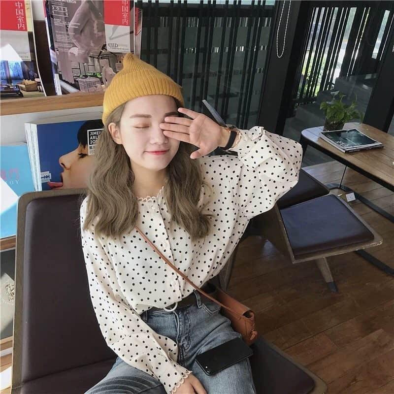 Trang phục đi du lịch Hàn Quốc tháng 5