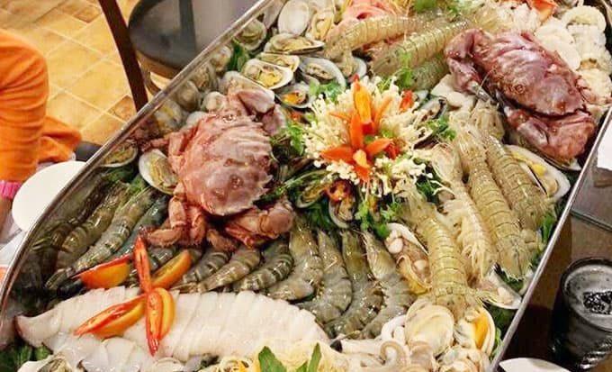 Hải sản ngon tại Đà Nẵng