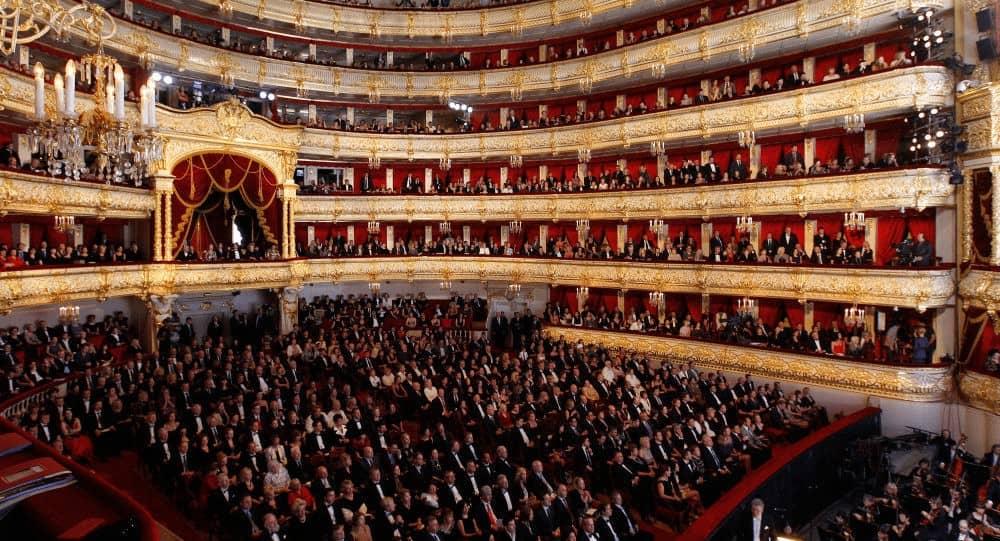 nhà hát bolsho