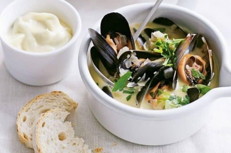 những món ăn nổi tiếng của Pháp