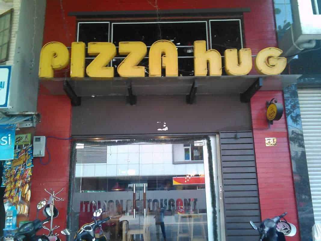 Món pizzaa cực kỳ chất lượng tại pizza hug