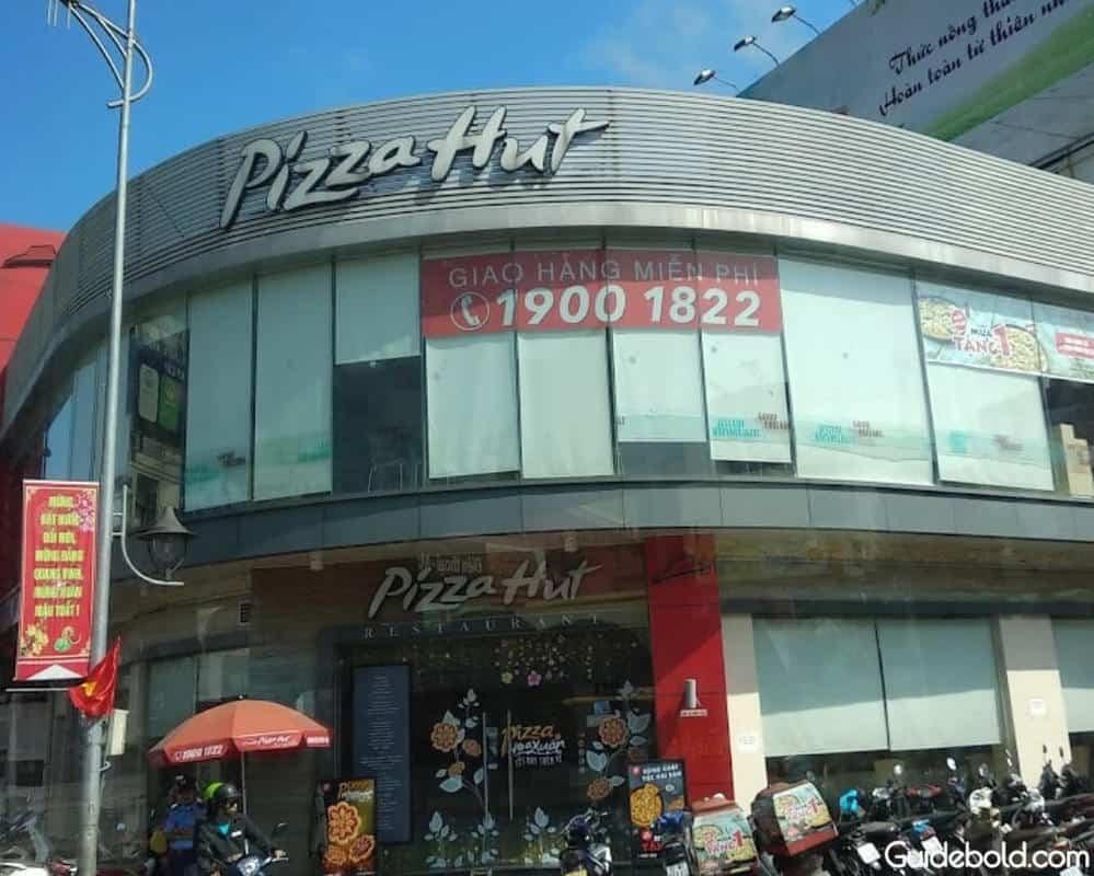 Quán pizza Hut